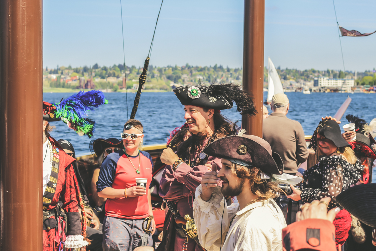 Emerald City Pirates Seafair 2018 - 2019